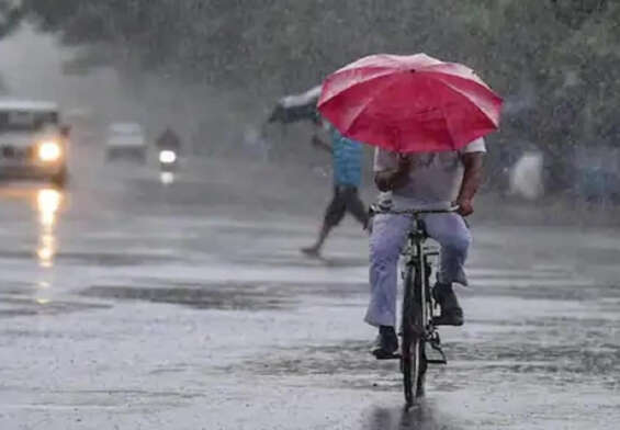 Heavy rains in Telugu states in the next two days