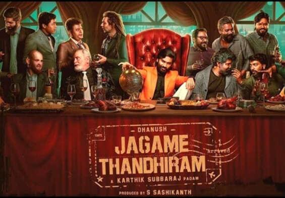 Dhanush movie in 190 countries, 17 languages ..!