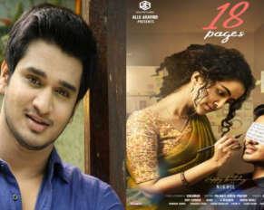 18 pages: Hero Nikhil and Anupama Parameswaran first look poster