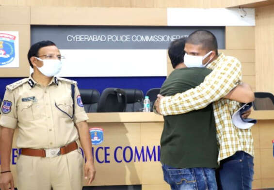 Prashant finally released from Pakistan