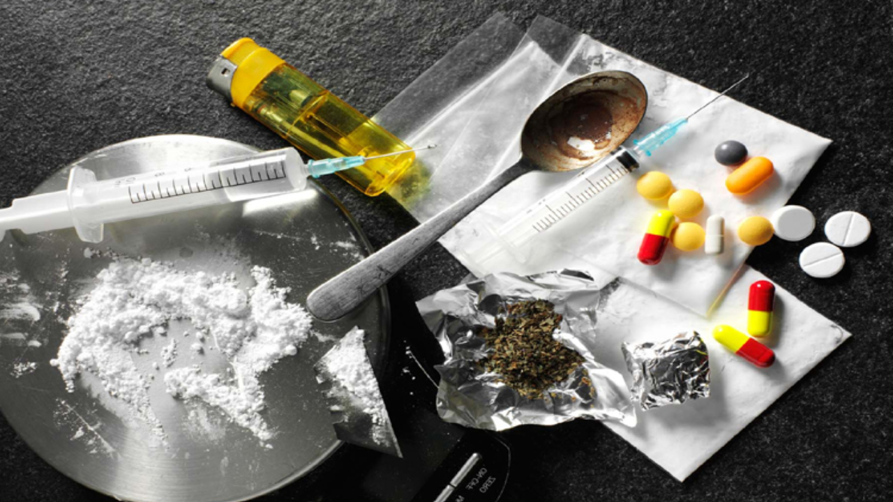 Drugs seized at Shamshabad, Chennai and Delhi airports
