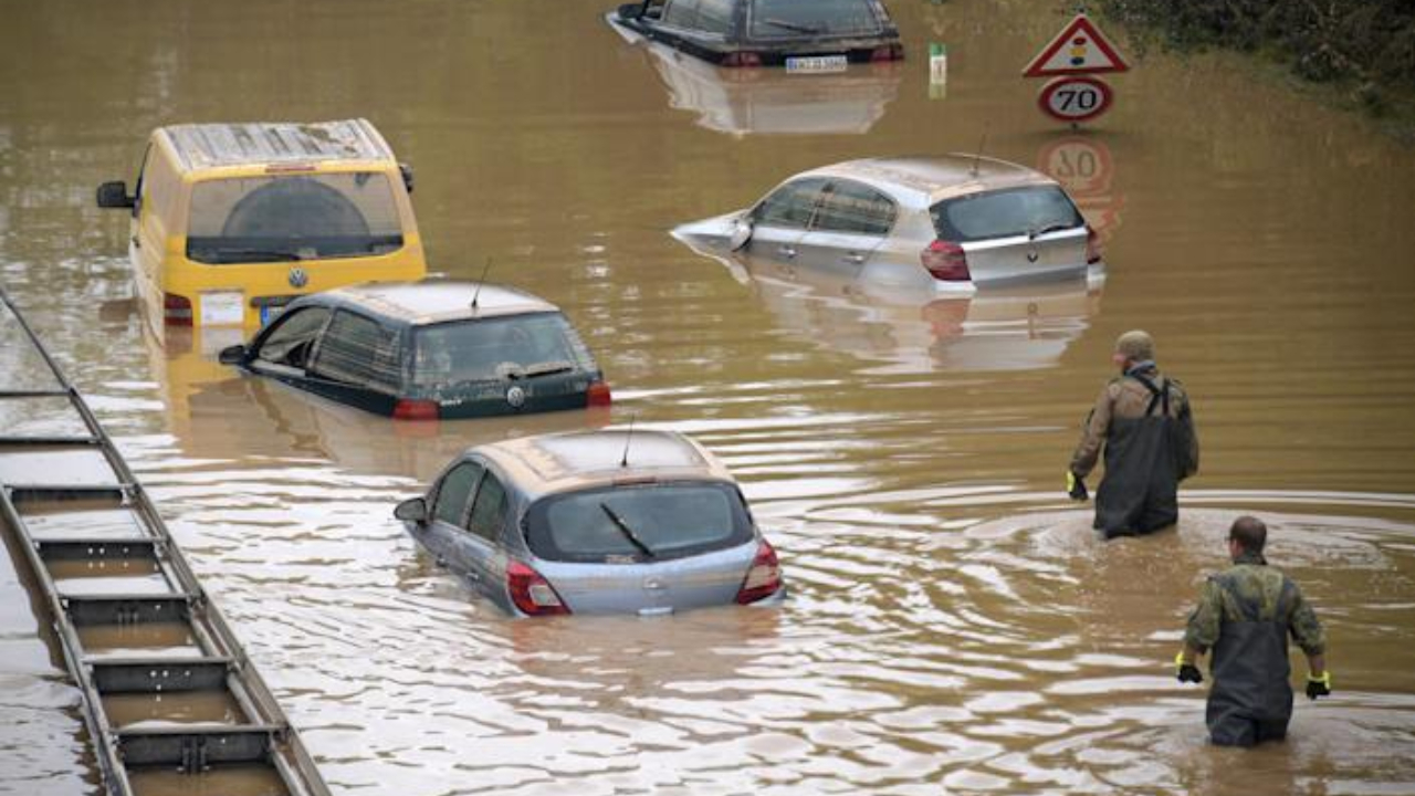 Europe floods: At least 180 dead and hundreds unaccounted for