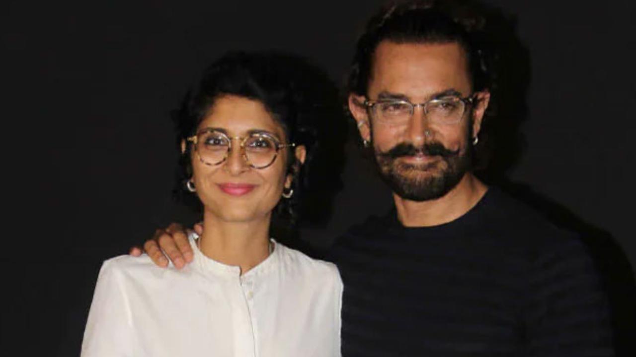 15 years of married lAamir Khan and Kiran Rao getting divorced