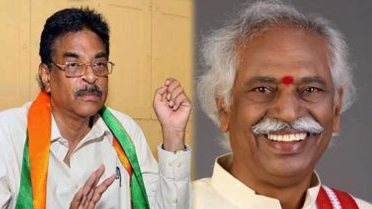 New governors for 8 states: Kambhapati Haribabu as Mizoram governor .. Bandaru Dattatreya as Haryana governor