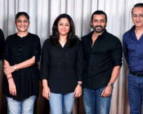 Suriya to remake 'Soorarai Pottru' in Hindi