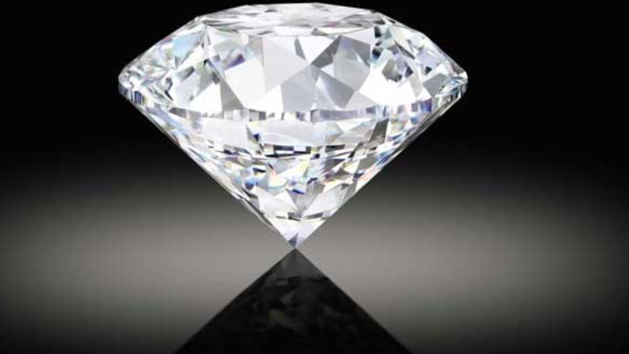 12 lakh worth of diamond found while sowing seeds to Jonnegiri farmer.
