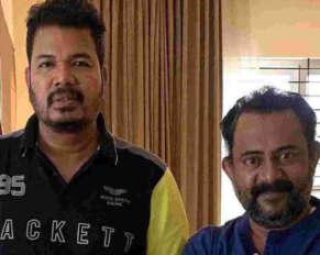 Top writer on board for Ram Charan-Shankar Project