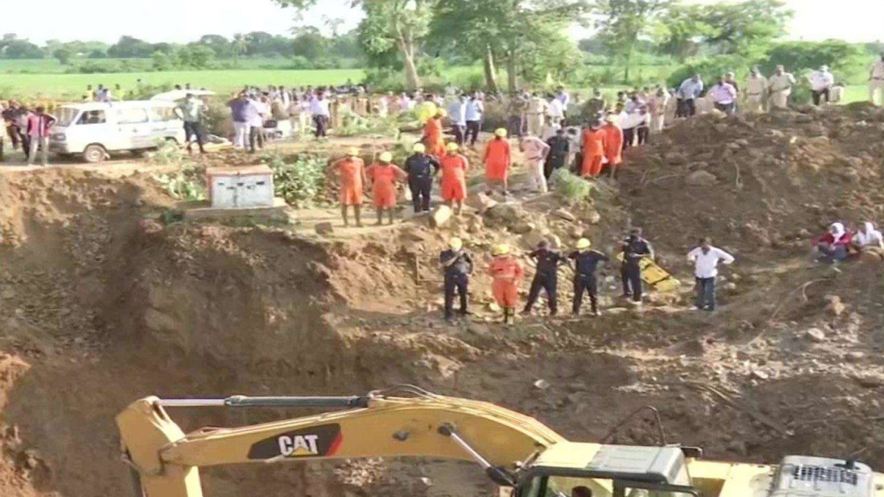 11 bodies recovered from Madhya Pradesh well