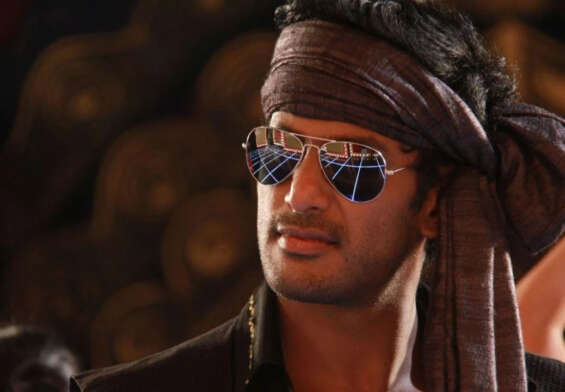 Vishal sustained serious injuries in the shooting.
