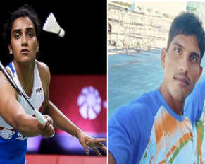 Tokyo Olympics: PV Sindhu makes a winning start.. India fail to qualify for 10m air pistol finals.. Indians to reach double sculls semifinals..
