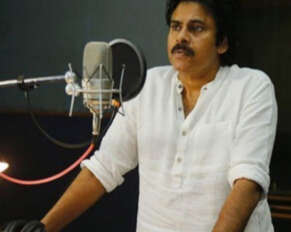 Once Again Pawan to Sing a Song!