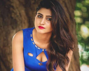 Varshini gets a chance in Pan India movie ..!