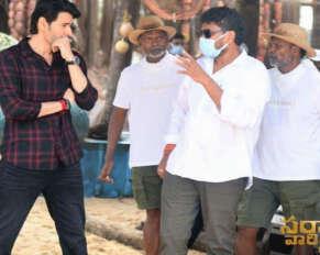 Sarkaru Vaari Paata: Ram-Laxman shooting a fight sequence on Mahesh Babu in Goa ..