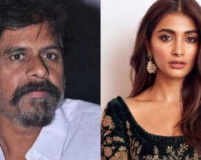 Roja's husband's sensational comments on Pooja Hegde ..