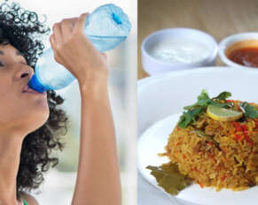 There, a single bottle of water costs Rs. 3,000. A plate of food costs Rs. 7,000. What is the real reason?