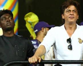 Shah Rukh Khan as 'Katti Kondalarayudu'! Kathi Kondalarayudu