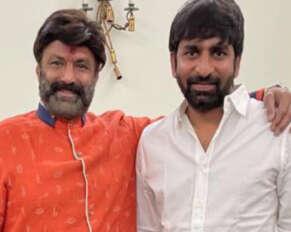 Gopichand Malineni - Balakrishna Movie Shooting To Start From October 1 ..