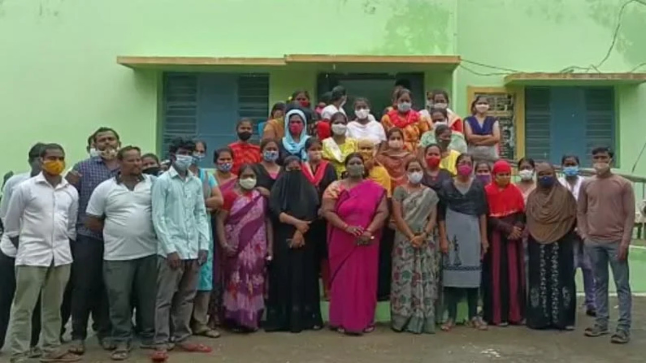 74 volunteers resign at once in Chittoor district .. What is the real reason?