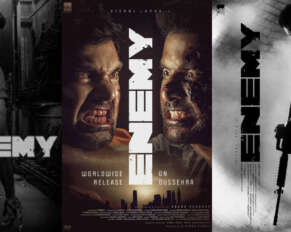 Vishal And Arya's Enemy Grand Release For Dussehra