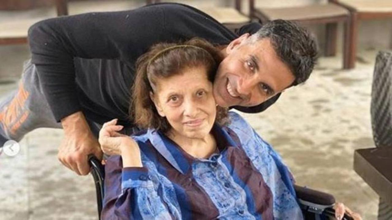 Akshay Kumar's mother dies after illness:
